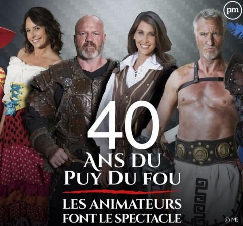 Puy Du Fou Affiche